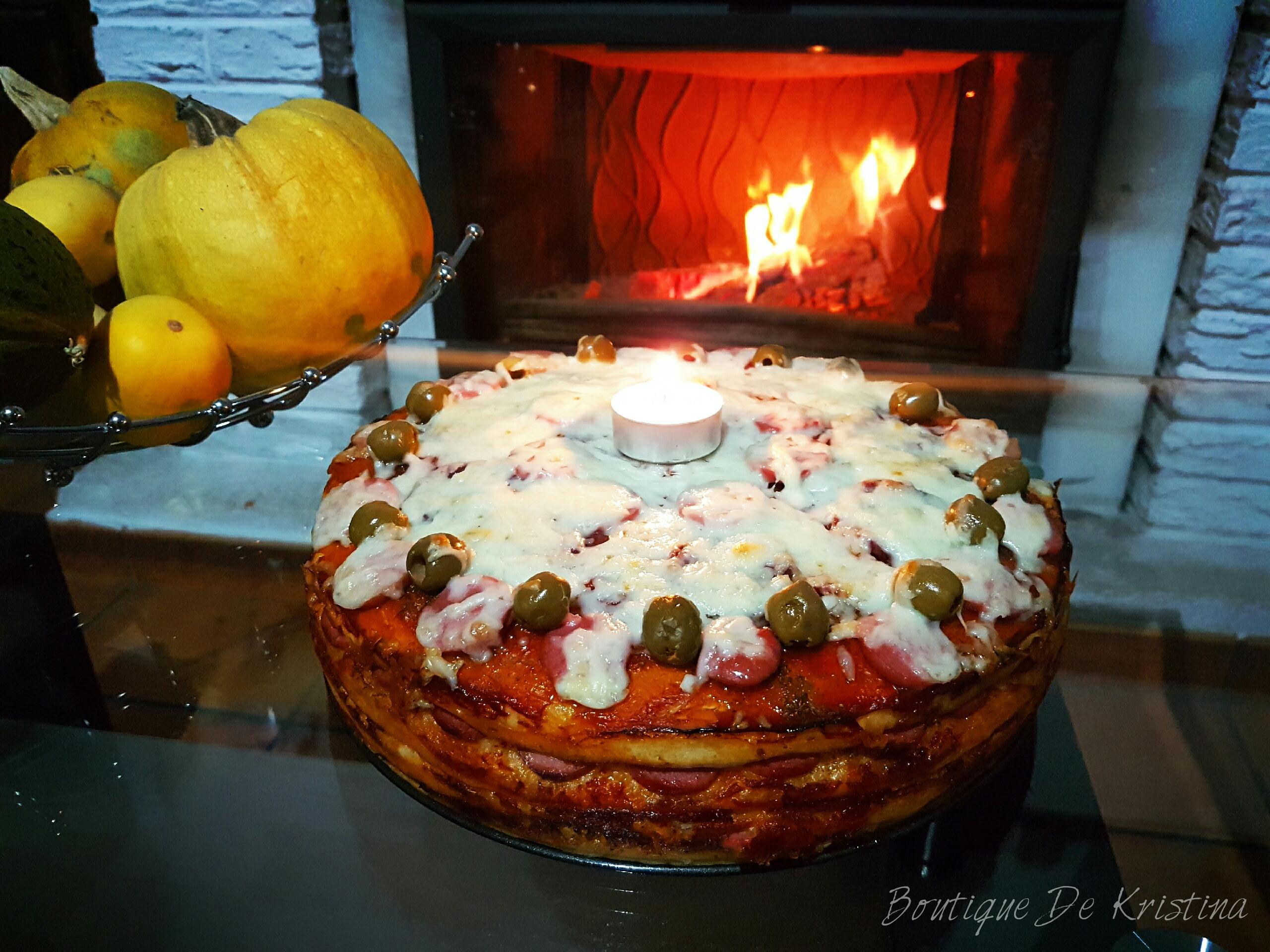 Пица-Торта