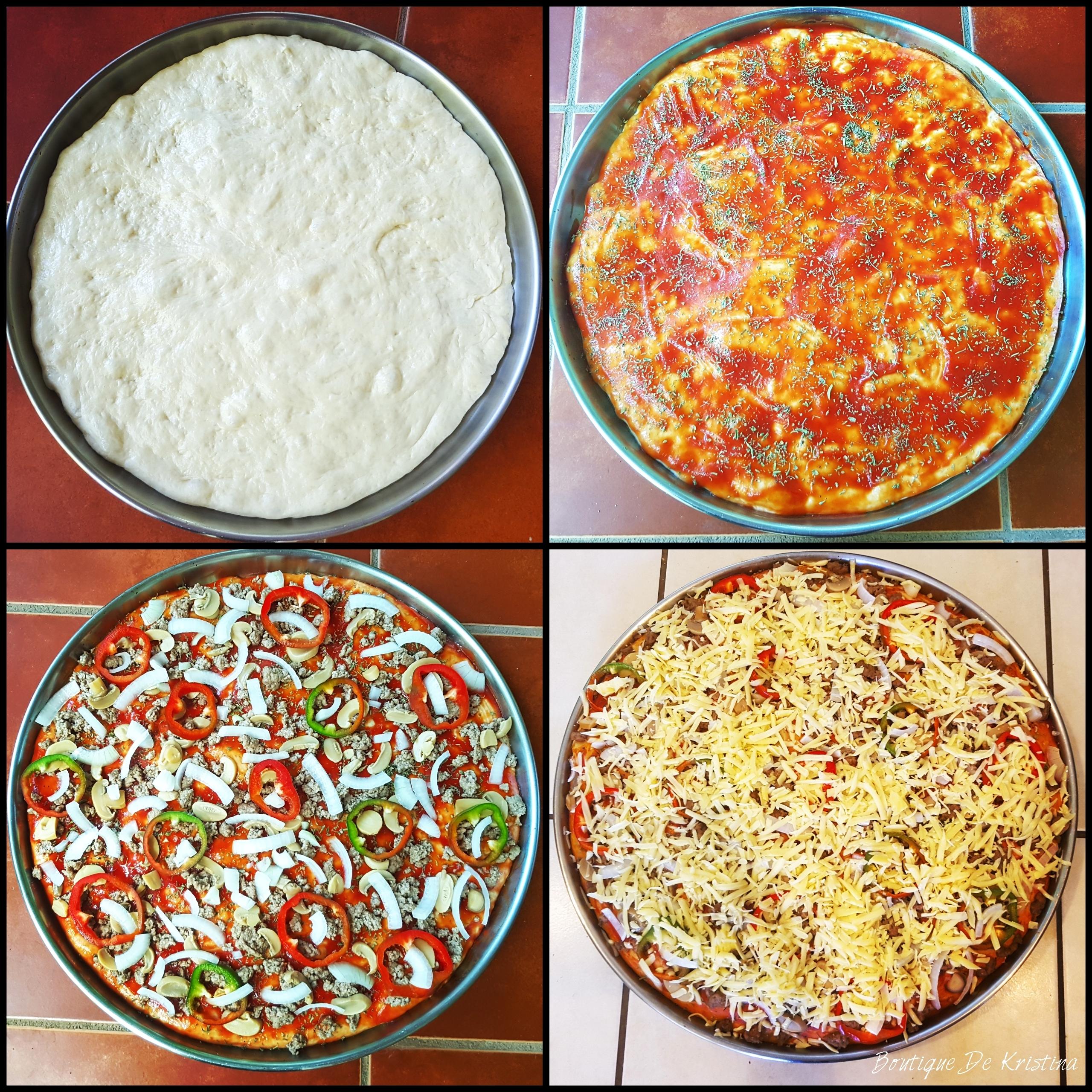 e3ae4483a21 Пица (класическо тесто за пица) – Boutique De Kristina